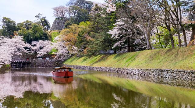 彦根城お堀めぐり