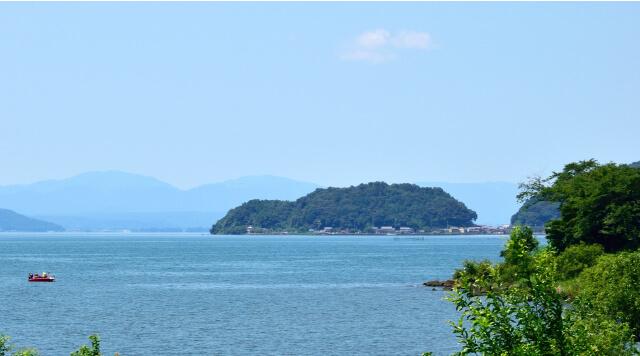 沖ノ島(沖島)